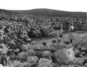 Patton in the Mournes with the 10th Infantry