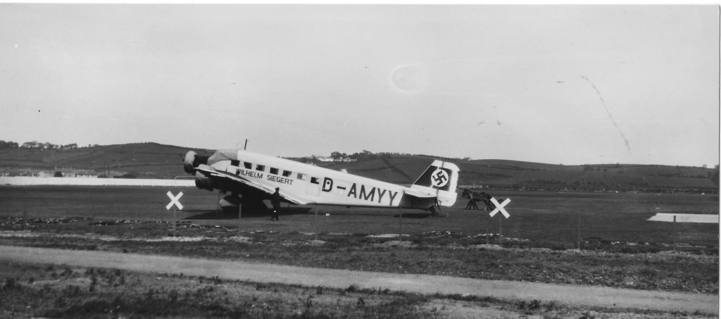 Ju 52 at Newtownards