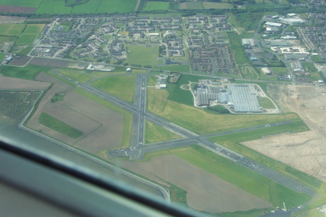 Newtonards airfield