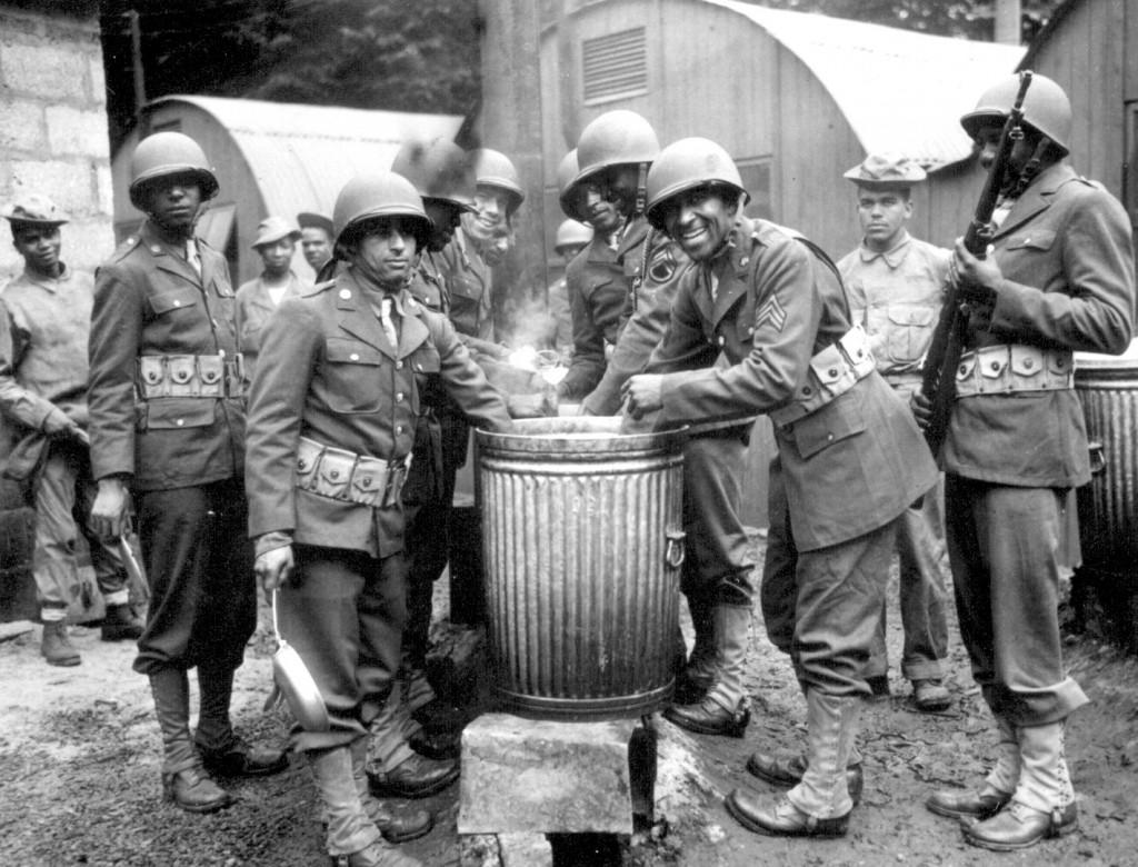 derrymore black soldiers NI 1942