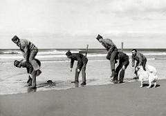 Portstewart 1942 leapfrog